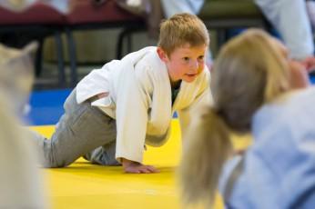 010 Evan Judo Bumps